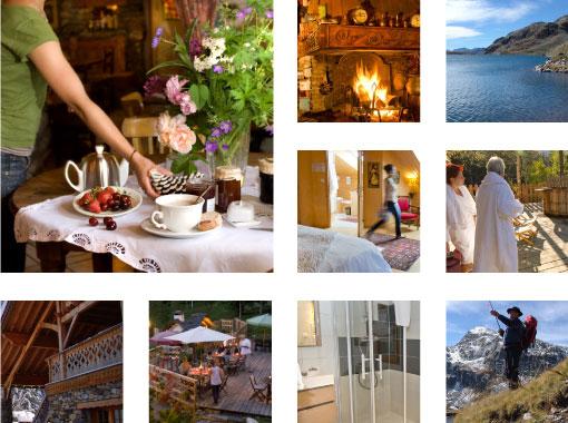 Galerie photo de l'auberge, chambres d'hôtes et gîte dans les alpes du Nord